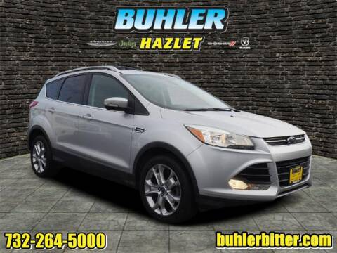 2015 Ford Escape for sale at Buhler and Bitter Chrysler Jeep in Hazlet NJ