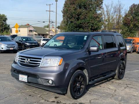 2015 Honda Pilot for sale at City Motors in Hayward CA