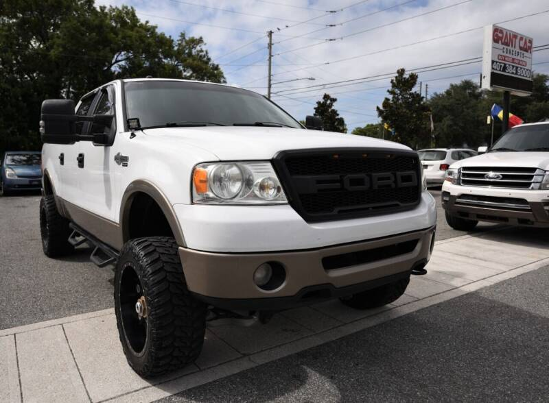 2006 Ford F-150 for sale at Grant Car Concepts in Orlando FL