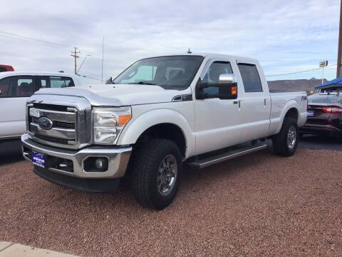 2014 Ford F-250 Super Duty for sale at SPEND-LESS AUTO in Kingman AZ