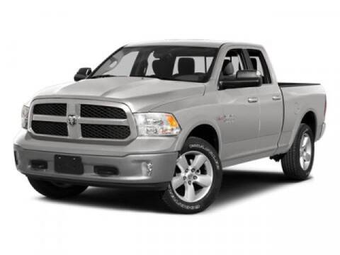 2014 RAM Ram Pickup 1500 for sale at JEFF HAAS MAZDA in Houston TX