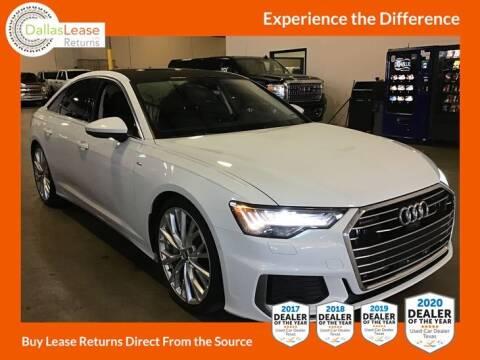 2019 Audi A6 for sale at Dallas Auto Finance in Dallas TX
