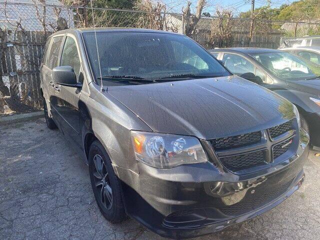 2015 Dodge Grand Caravan for sale at SOUTHFIELD QUALITY CARS in Detroit MI