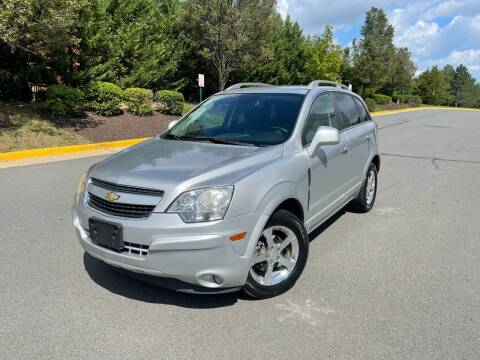 2013 Chevrolet Captiva Sport for sale at Aren Auto Group in Sterling VA