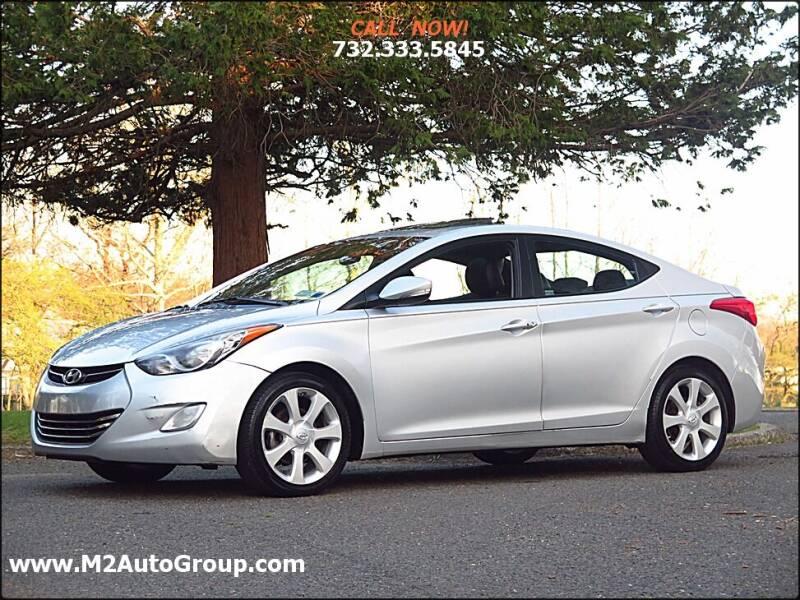 2013 Hyundai Elantra for sale at M2 Auto Group Llc. EAST BRUNSWICK in East Brunswick NJ