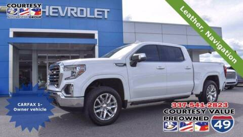 2020 GMC Sierra 1500 for sale at Courtesy Value Pre-Owned I-49 in Lafayette LA