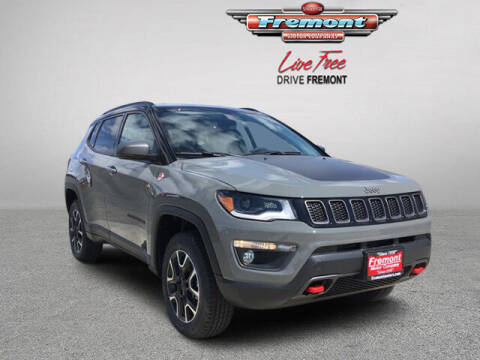 2020 Jeep Compass for sale at Rocky Mountain Commercial Trucks in Casper WY