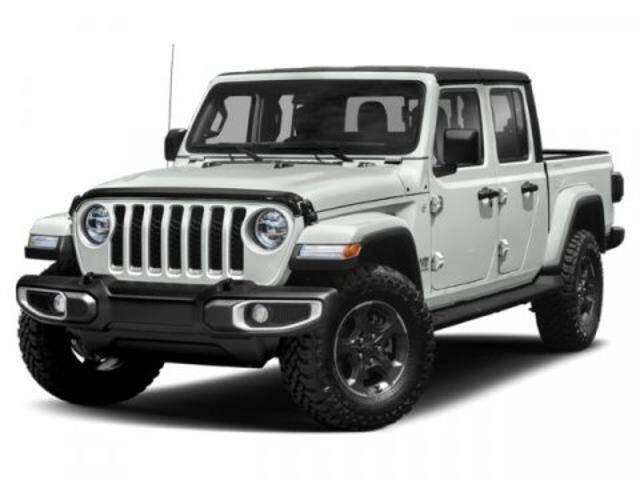 2020 Jeep Gladiator for sale at ACADIANA DODGE CHRYSLER JEEP in Lafayette LA