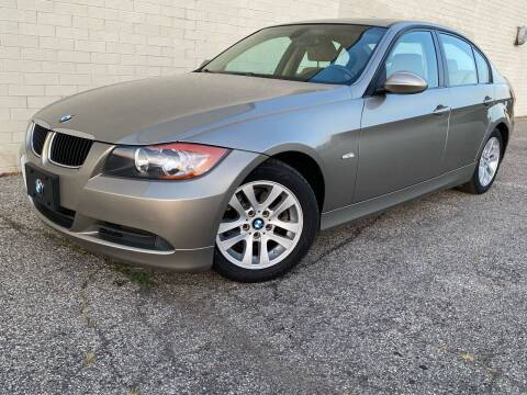 2007 BMW 3 Series for sale at Samuel's Auto Sales in Indianapolis IN