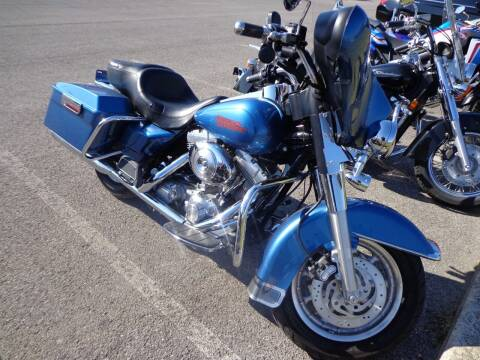 2005 Harley-Davidson flht for sale at Dan Powers Honda Motorsports in Elizabethtown KY