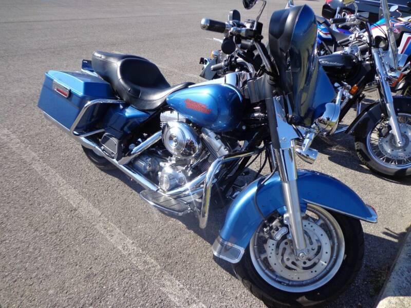 2005 Harley-Davidson flht for sale at Dan Powers Honda Motorsports in Elizabethtown KY
