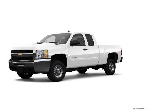 2007 Chevrolet Silverado 2500HD for sale at Moser Motors Of Portland in Portland IN