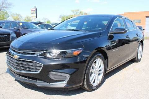 2018 Chevrolet Malibu for sale at Road Runner Auto Sales WAYNE in Wayne MI