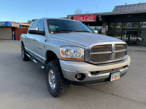2006 Dodge Ram Pickup 1500 for sale at Freedom Auto Sales in Anchorage AK