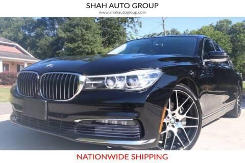 2017 BMW 7 Series for sale at E-Z Auto Finance - E-Biz Auto in Marietta GA
