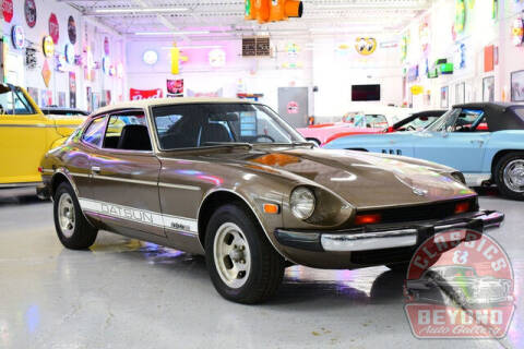 1975 Datsun 280Z for sale at Classics and Beyond Auto Gallery in Wayne MI