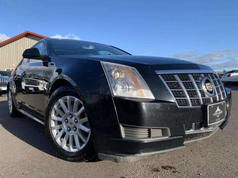 2012 Cadillac CTS for sale at LUXURY IMPORTS in Hermantown MN