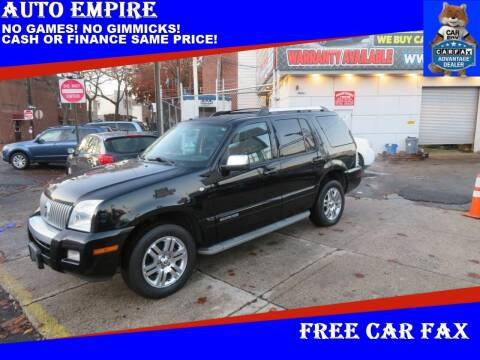 2010 Mercury Mountaineer for sale at Auto Empire in Brooklyn NY