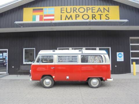 1969 Volkswagen Westfalia for sale at EUROPEAN IMPORTS in Lock Haven PA