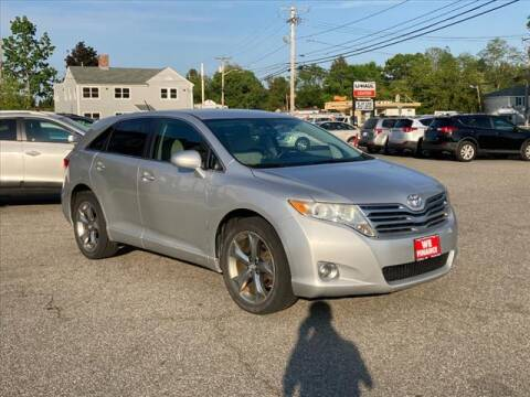 2011 Toyota Venza for sale at AutoCredit SuperStore in Lowell MA