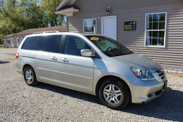 2006 Honda Odyssey for sale at Auto Force USA in Elkhart IN