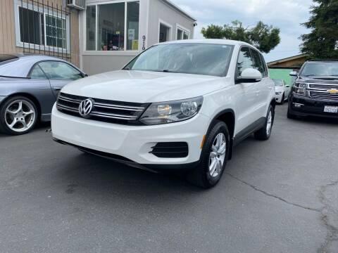2013 Volkswagen Tiguan for sale at Ronnie Motors LLC in San Jose CA