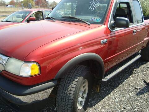 2000 Mazda B-Series Pickup for sale at Branch Avenue Auto Auction in Clinton MD