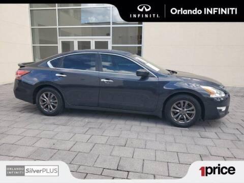 2015 Nissan Altima for sale at Orlando Infiniti in Orlando FL