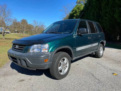 1999 Honda CR-V for sale at Front Porch Motors Inc. in Conyers GA
