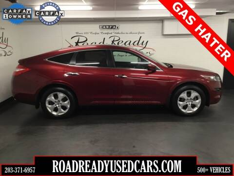 2010 Honda Accord Crosstour for sale at Road Ready Used Cars in Ansonia CT