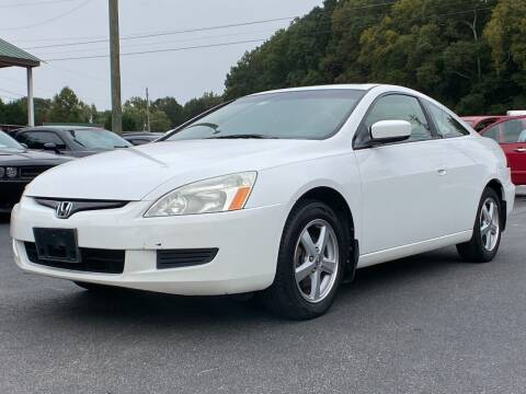 2004 Honda Accord for sale at Luxury Auto Innovations in Flowery Branch GA