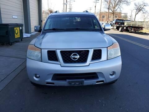 2010 Nissan Armada for sale at SUNSHINE AUTO SALES LLC in Paterson NJ
