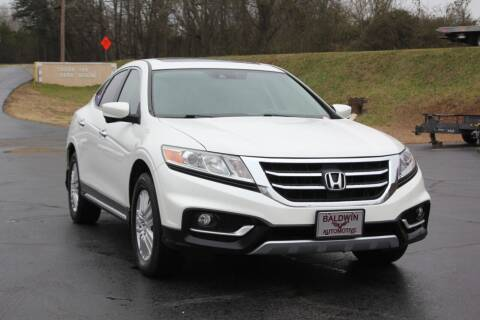 2013 Honda Crosstour for sale at Baldwin Automotive LLC in Greenville SC