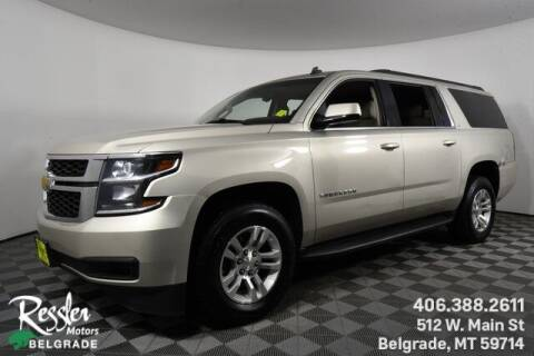2015 Chevrolet Suburban for sale at Danhof Motors in Manhattan MT