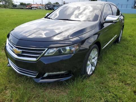 2018 Chevrolet Impala for sale at VC Auto Sales in Miami FL