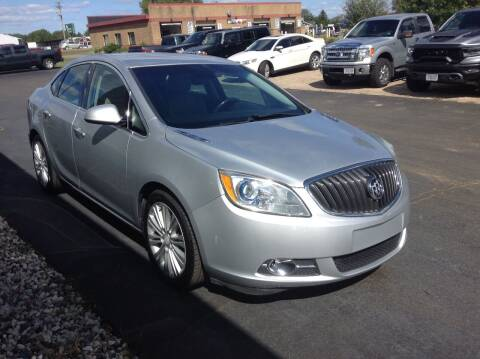 2013 Buick Verano for sale at Bruns & Sons Auto in Plover WI