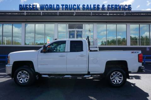 2018 Chevrolet Silverado 2500HD for sale at Diesel World Truck Sales in Plaistow NH