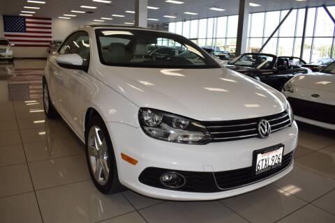 2012 Volkswagen Eos for sale at Legend Auto in Sacramento CA
