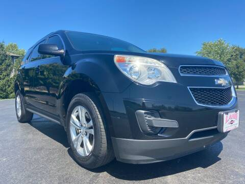 2013 Chevrolet Equinox for sale at Nice Cars in Pleasant Hill MO