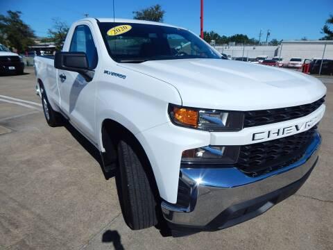 2020 Chevrolet Silverado 1500 for sale at Vail Automotive in Norfolk VA