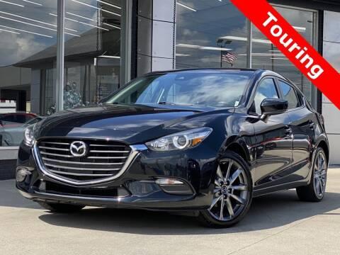 2018 Mazda MAZDA3 for sale at Carmel Motors in Indianapolis IN