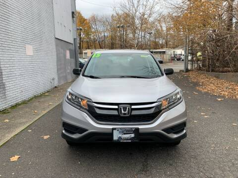 2015 Honda CR-V for sale at 77 Auto Mall in Newark NJ