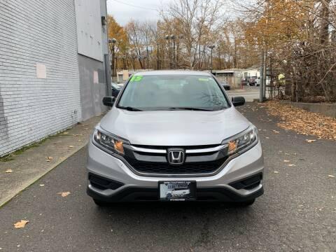 2015 Honda CR-V for sale at 77 Auto Mall in Newark NJ
