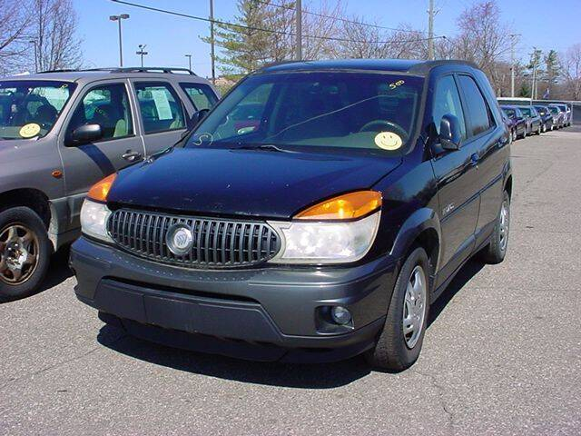 2003 Buick Rendezvous for sale at VOA Auto Sales in Pontiac MI