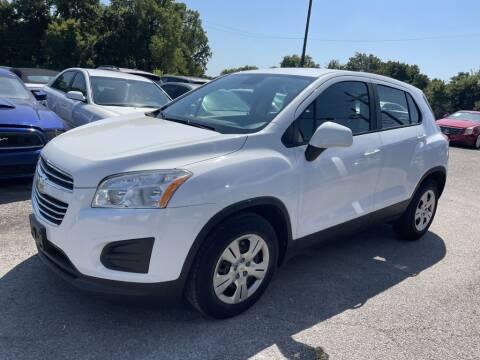 2015 Chevrolet Trax for sale at Pary's Auto Sales in Garland TX