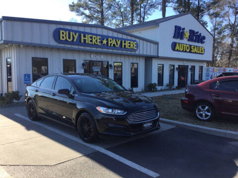 2014 Ford Fusion for sale at Bi Rite Auto Sales in Seaford DE