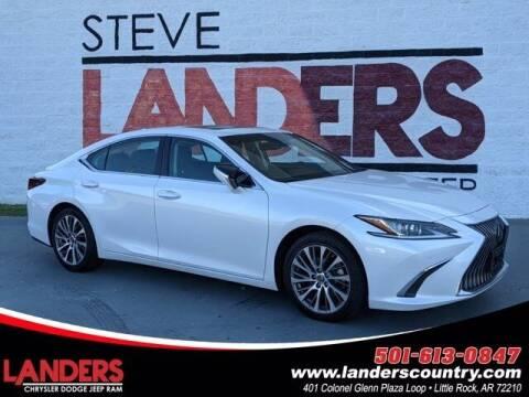 2019 Lexus ES 350 for sale at The Car Guy powered by Landers CDJR in Little Rock AR