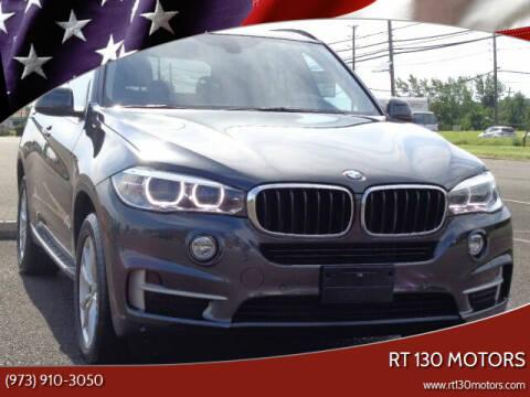2015 BMW X5 for sale at RT 130 Motors in Burlington NJ