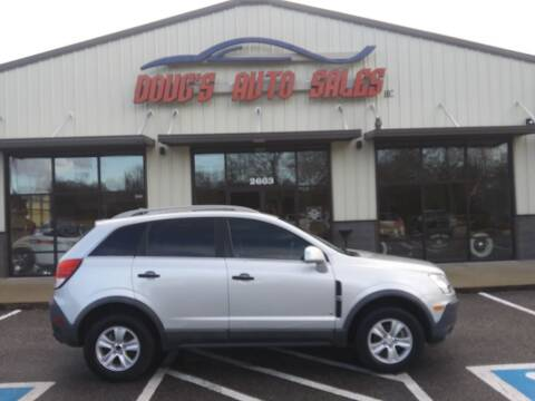 2009 Saturn Vue for sale at DOUG'S AUTO SALES INC in Pleasant View TN