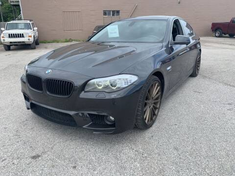 2011 BMW 5 Series for sale at Honest Abe Auto Sales 2 in Indianapolis IN